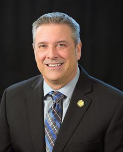 UAW Region 1A Director Chuck Browning
